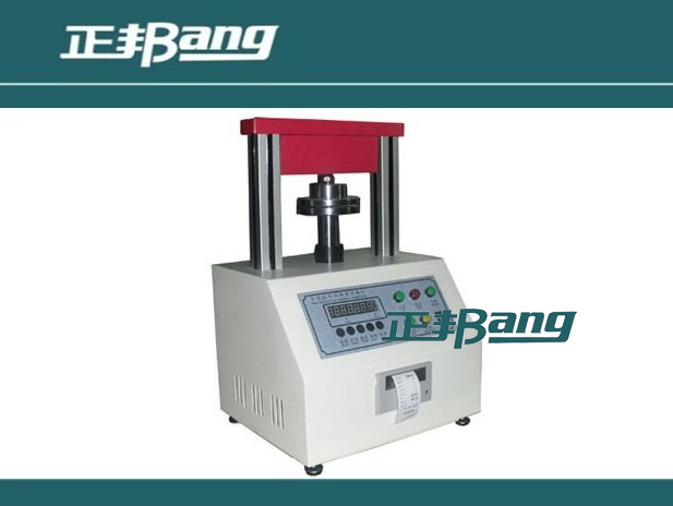 Micro-Computer Ring Crush Tester